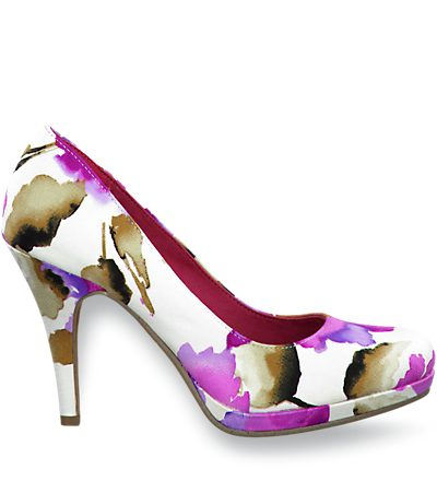 Tamaris: Satte Farben und extravagante Drucke | ShoeQueen